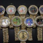 Lab diamond Rolex
