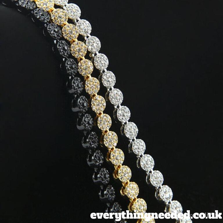 Vvs Sim Diamond Tennis Ball Stunner Chain Everything Needed