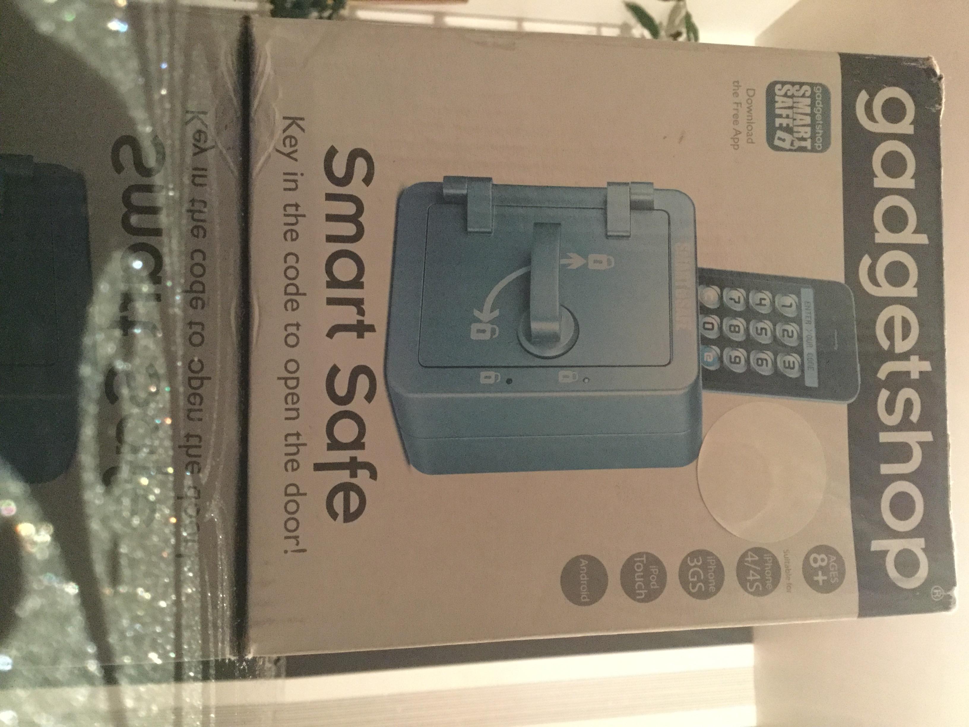 Gadgetshop phone safe