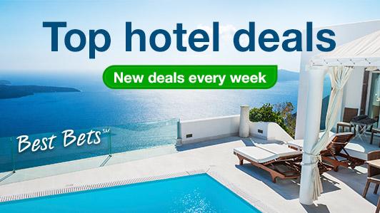 Luxury Hotels – Worldwide !