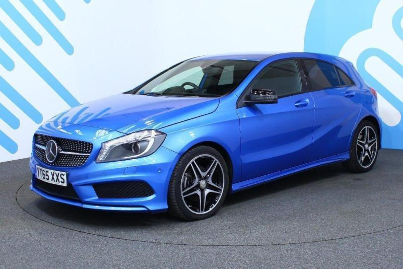 Rental Mercedes A Class 2015 Fully loaded
