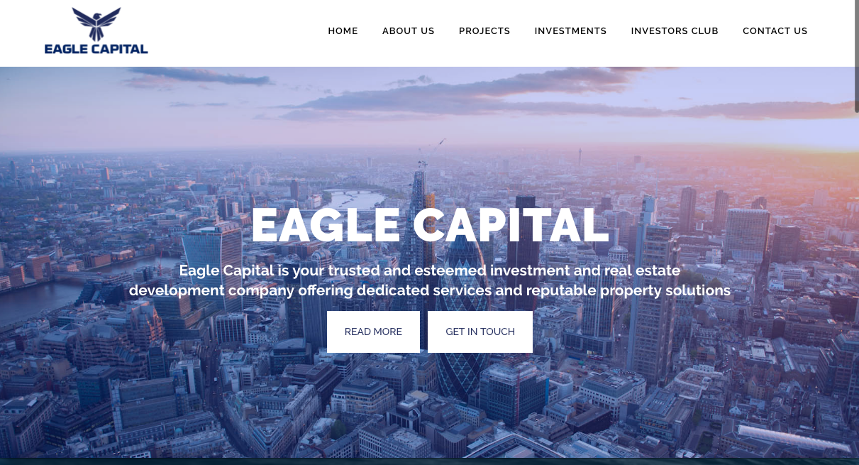 Eagle Capital Investment – Crypto-currency