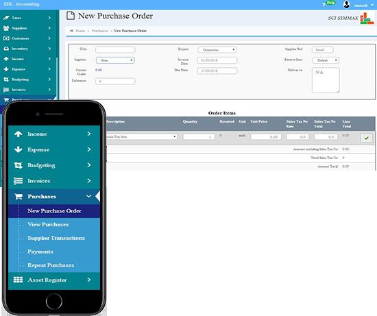 SoftDrive Budget Tracker