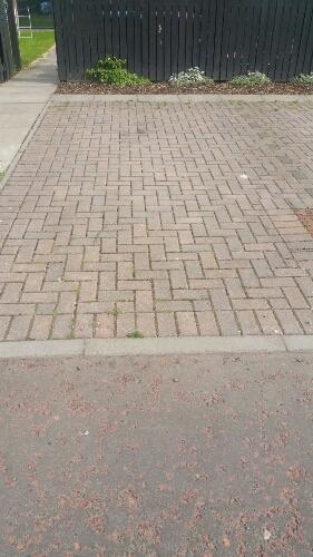 Parking Celtic Park. Book via KERB Parking App.