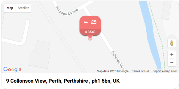 Parking near Perth City Centre. Book via KERB Parking.