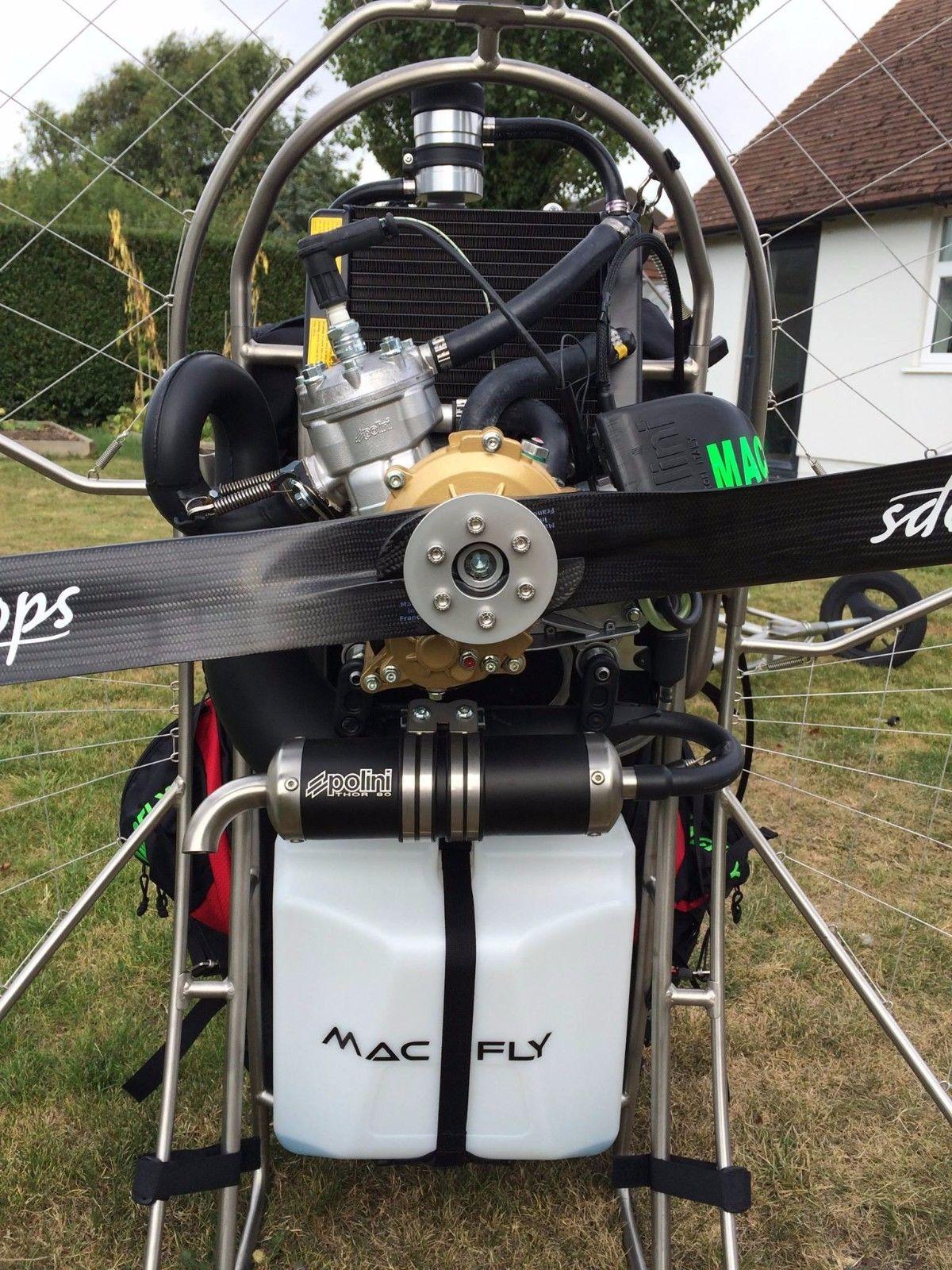 Mac Fly Thor80 Paramotor