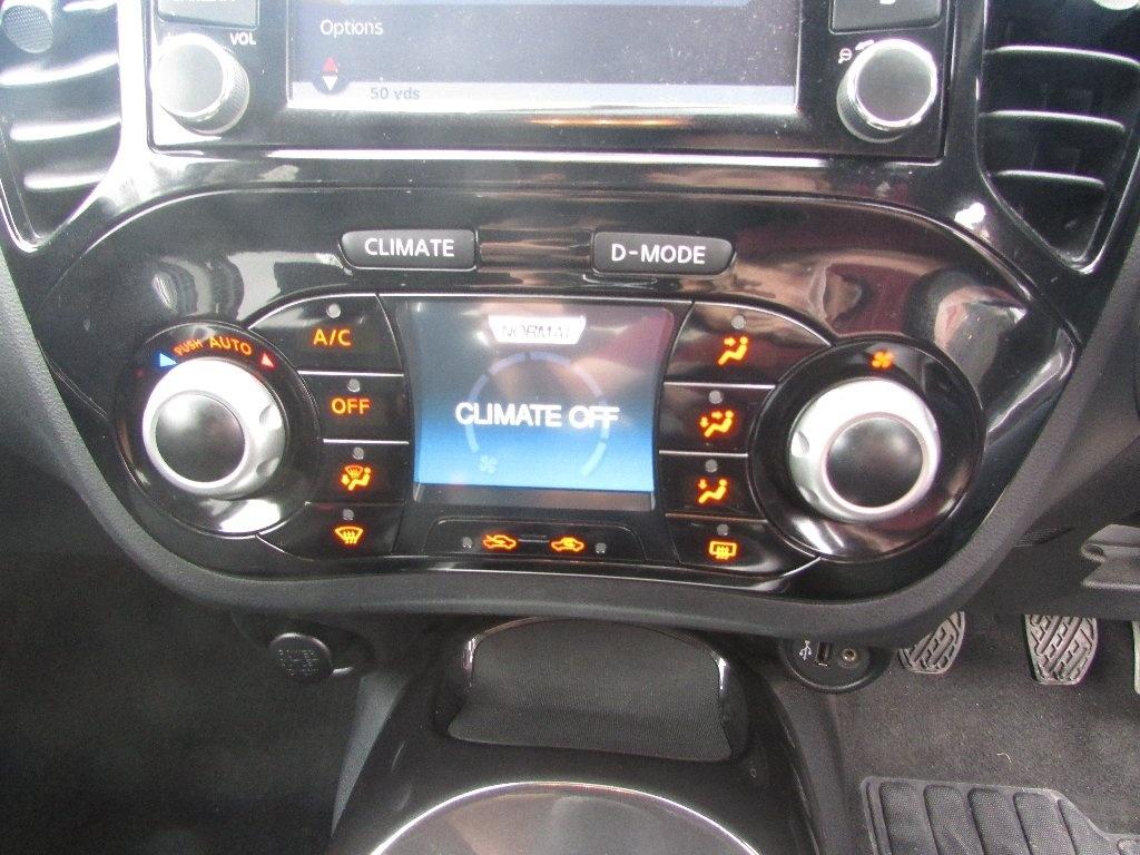 Nissan Juke 1.6 N-TEC 5dr