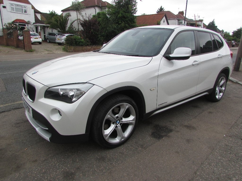 BMW X1 2.0 20d SE sDrive 5dr