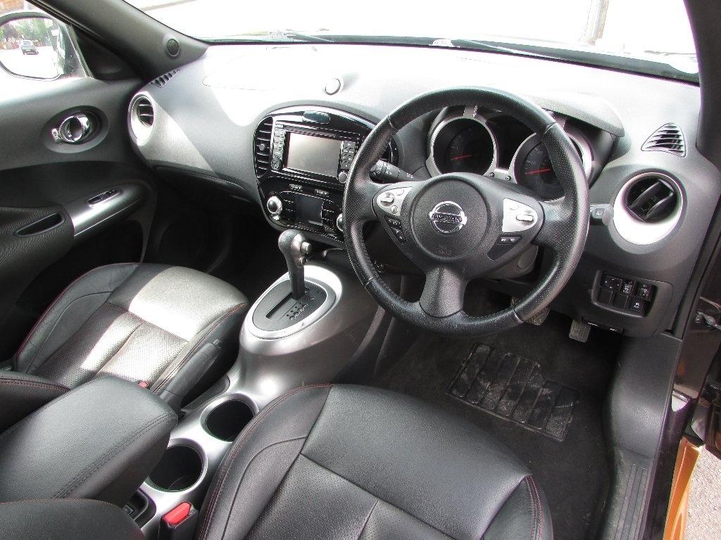 Nissan Juke 1.6 16v Tekna CVT 5dr