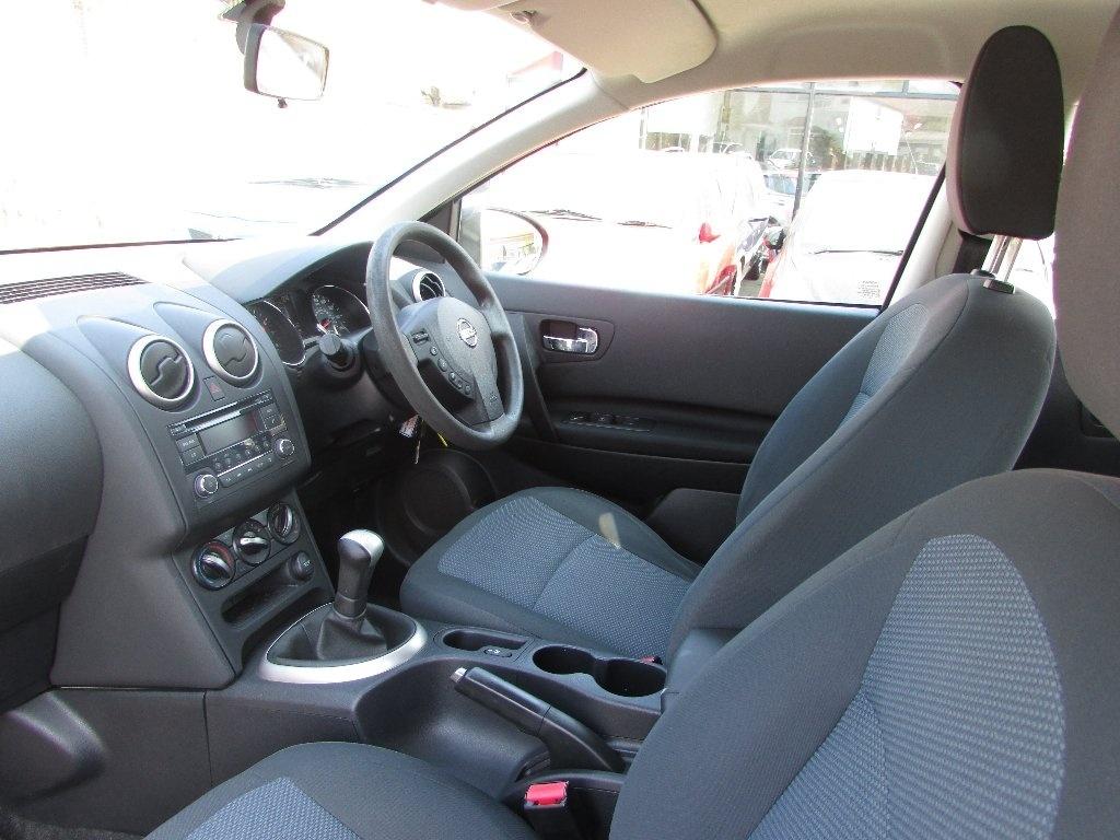Nissan Qashqai 1.6 Visia 2WD 5dr