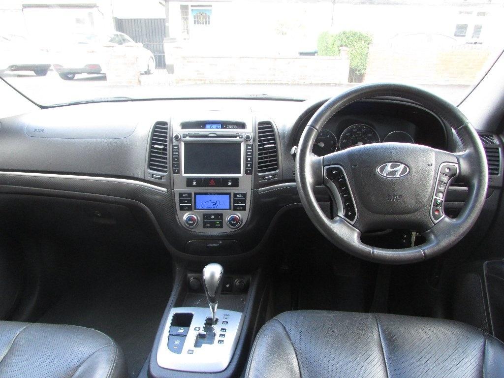 Hyundai Santa Fe 2.2 CRDi Premium 5dr (7 seats)