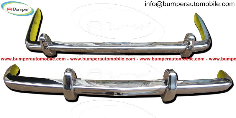 Bentley T1 bumpers year (1965-1977)