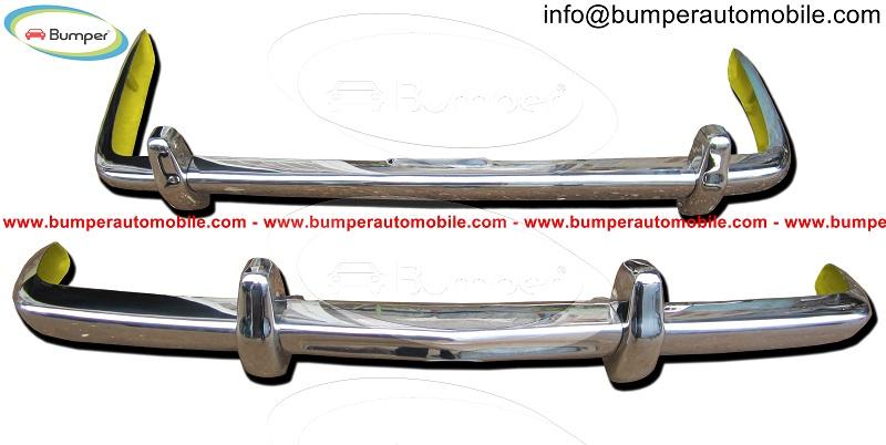 Bentley T1 bumpers year (1965-1977)