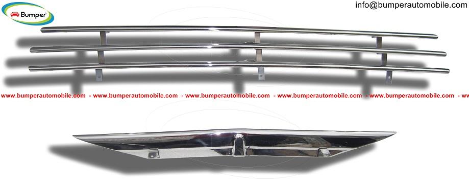 Saab 92, 92B grill bumper classic car