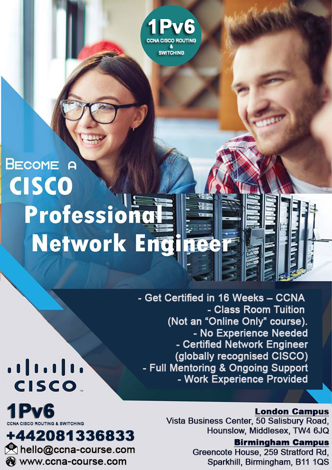 Free Cisco Certified Network Associate (CCNA)