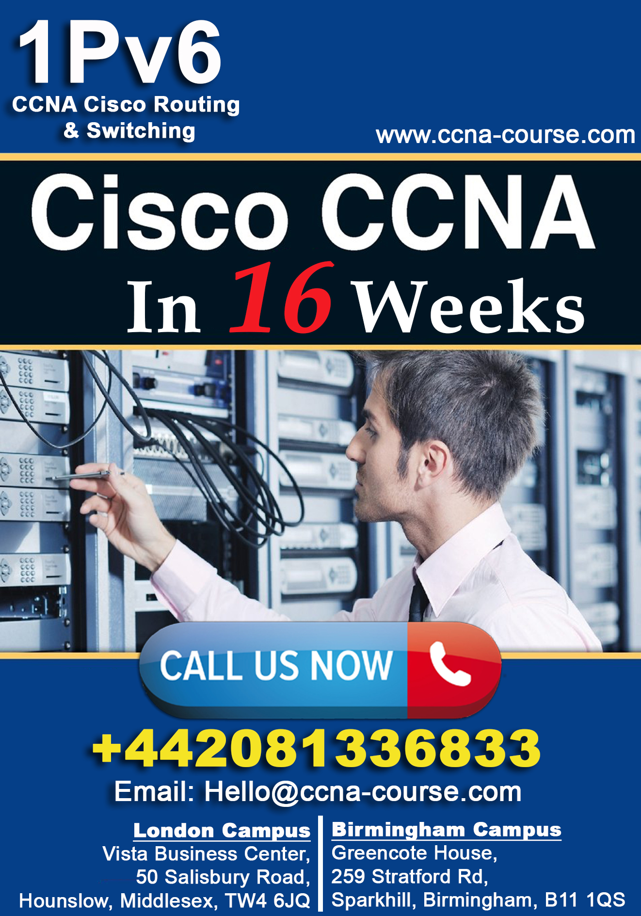 Free Trial | CCNA Training Courses