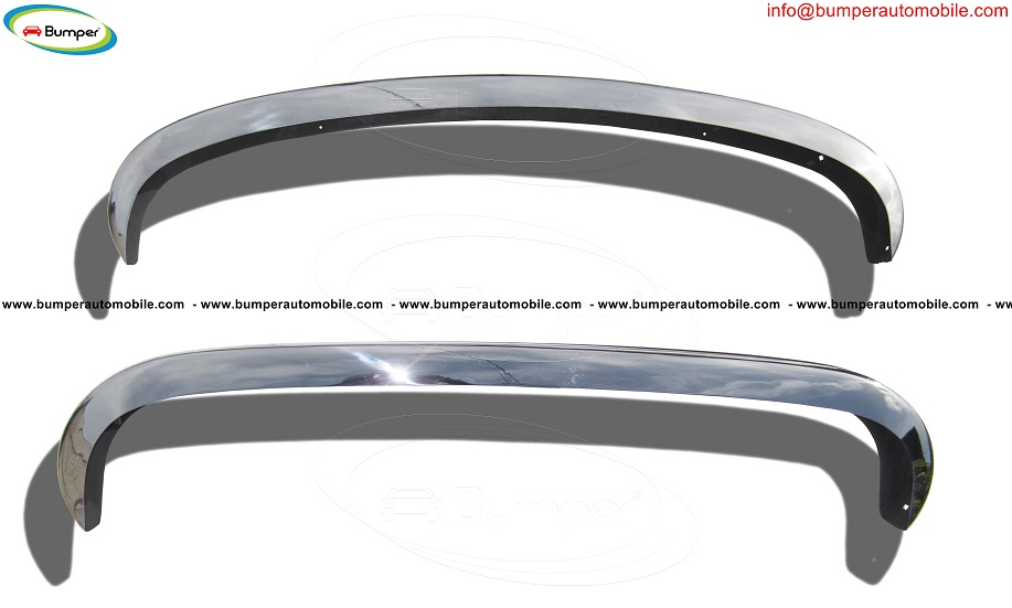 Volkswagen Type 3 bumper kit new ( 1970-1973 ) stainless steel