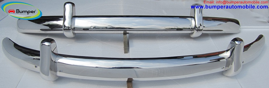 VW Käfer Euro typ stoßfänger satz