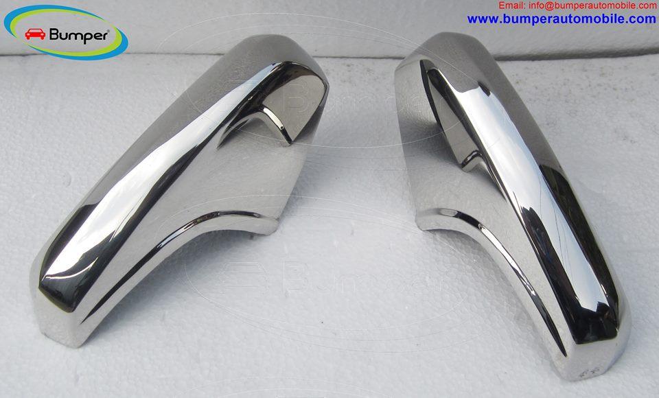 Bumper for Mercedes W120 W121 models 180B, 180C,180DB, 190B