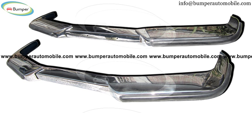 Bumper for Volvo P1800 S/ES (1963-1973)