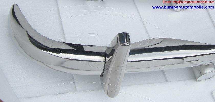 Mercedes Ponton W180 220S Cabrio bumper (1956-1960)