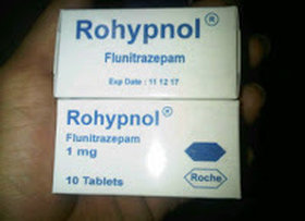 Buy Rohypnol/Flunitrazepam For Sale Online