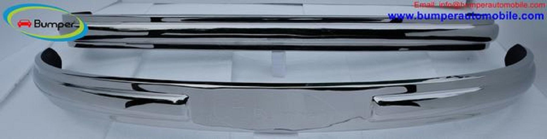 VW Bus T1 Split Screen (1950-1957) bumpers