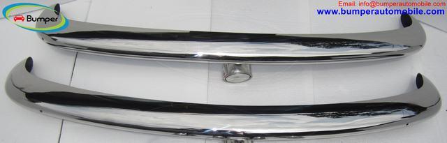 Volkswagen Type 3 (1963–1969) bumpers