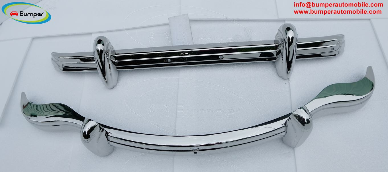 MGA  year (1955-1962) bumpers