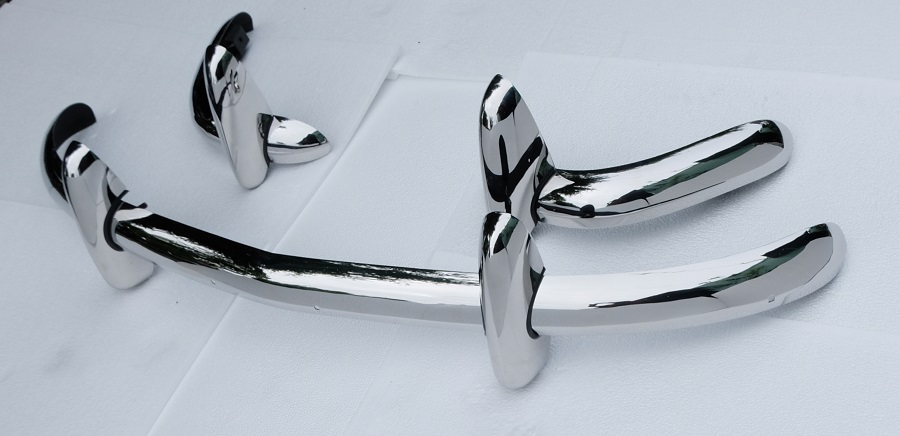 Triumph Spitfire MK1, MK2, GT6 MK1 bumpers