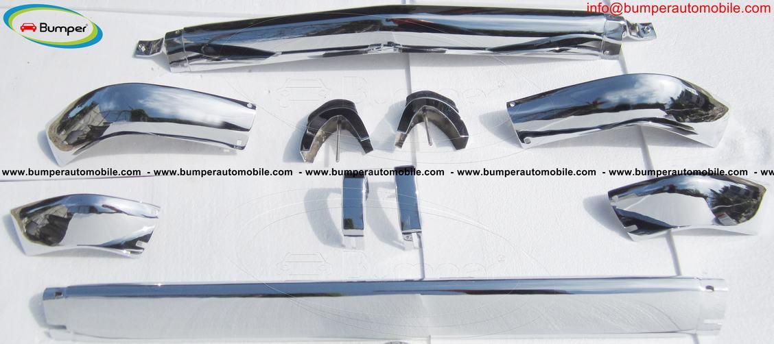BMW 2002 Stoßfänger